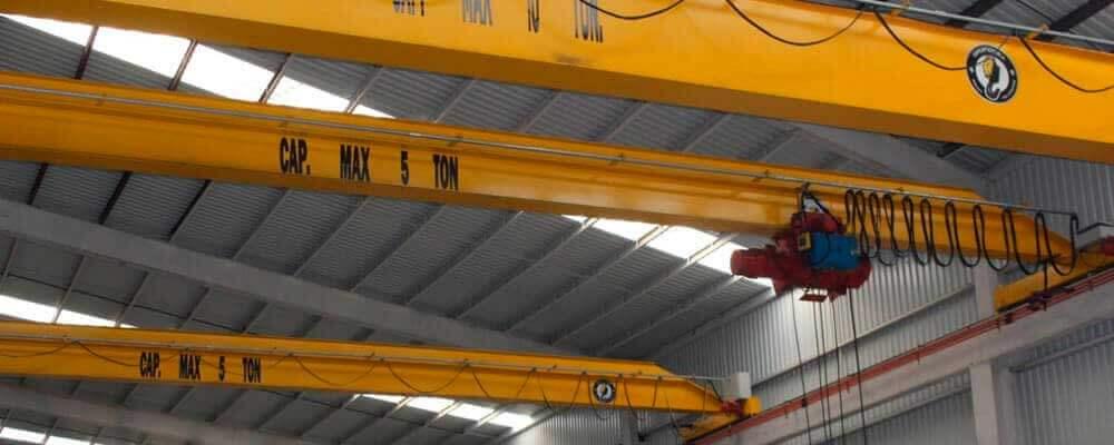 puente grua mantenimiento